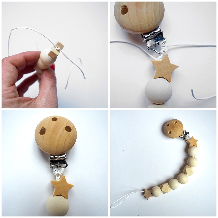 Baby Schnullerkette Selber Machen Ideas And Inspirations, How To Make A Creative Pacifier