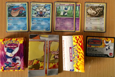 Xy Flashfire Cards