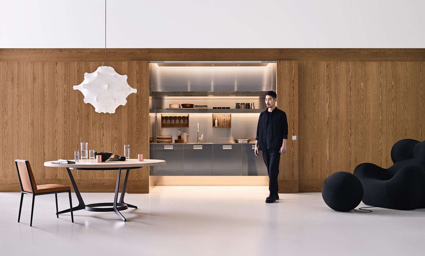 Cucina Kitchen Products Redefining The Kitchen Space Products Arclinea