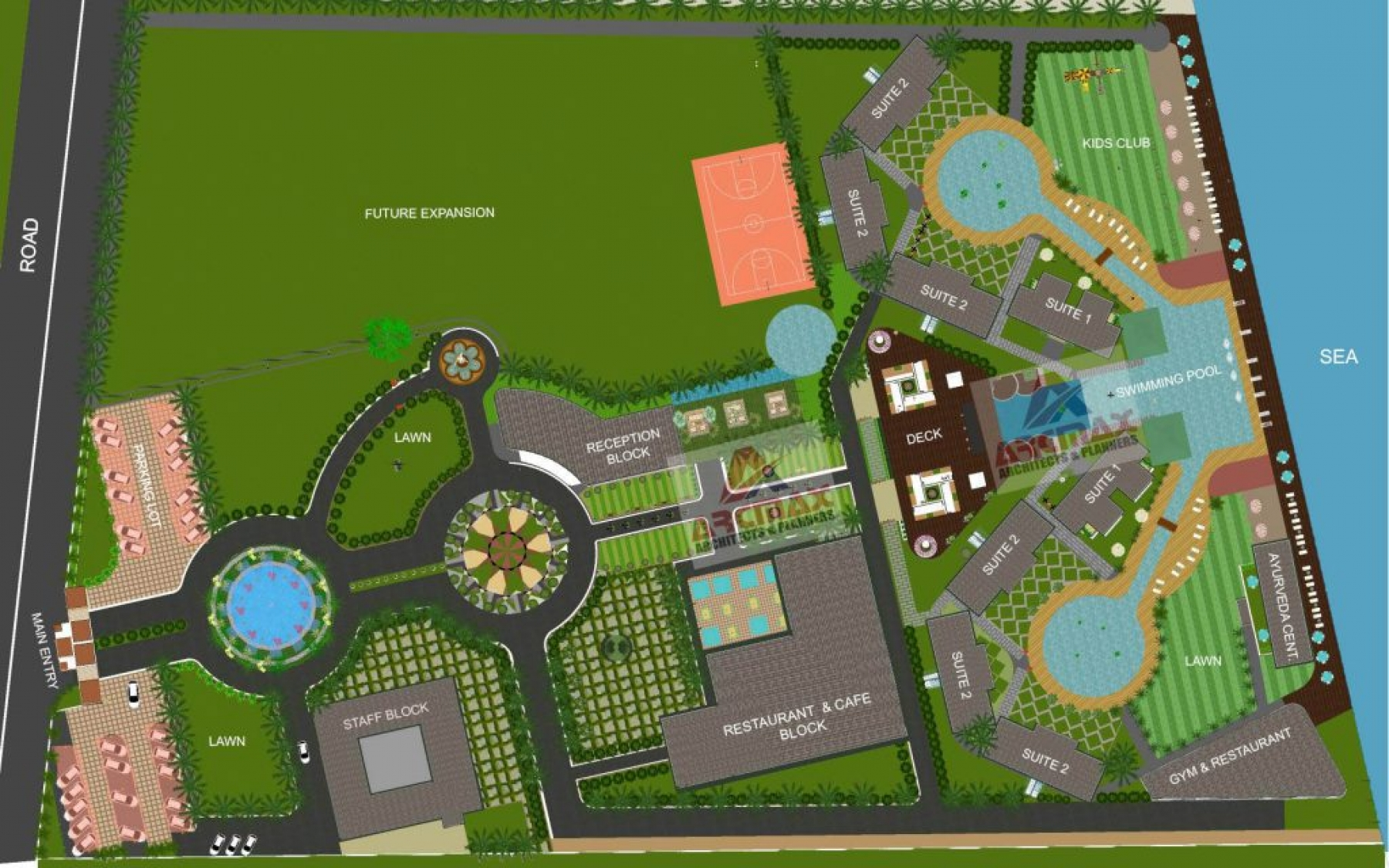 Desain Resort Best Resort Design Architect In India Resort Design