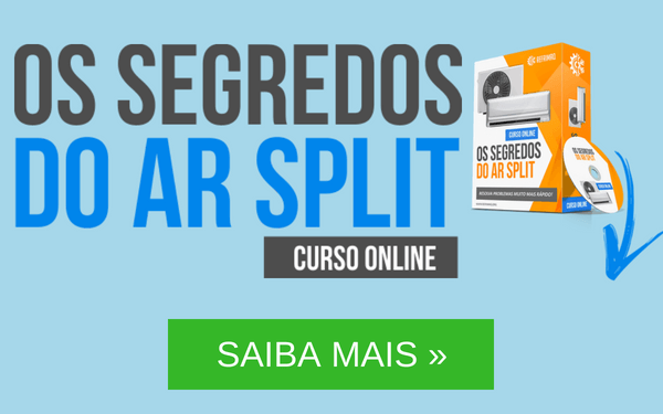 Curso de Ar Condicionado Split Os Segredos do Ar Split Refrimaq