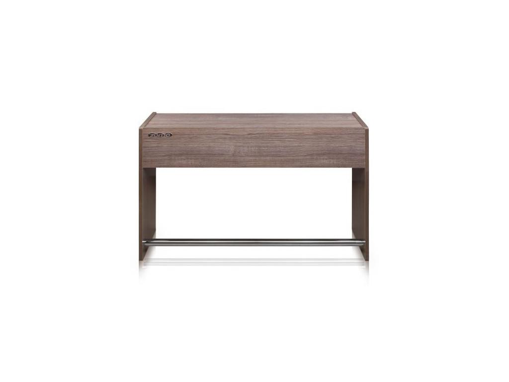 Walnoten kopen goedkoop elegant tv meubel zwevend wit hoogglans