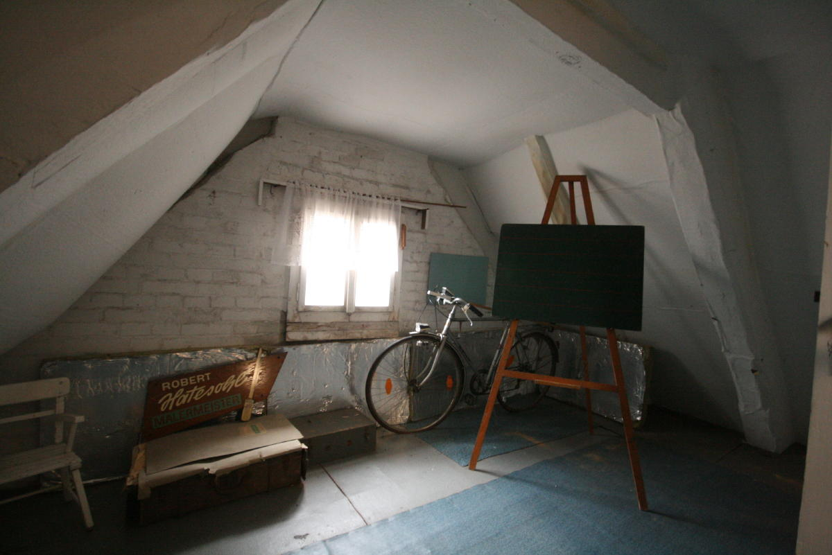 Dachboden Dammen Styropor Dampfsperre Isolierung Dachboden Swalif