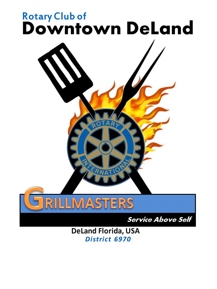 Rotary of Downtown DeLand Grillmasters