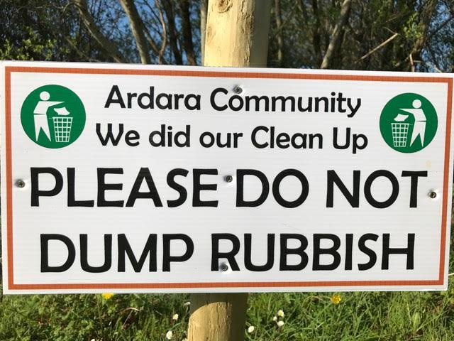 Ardara Clean Up