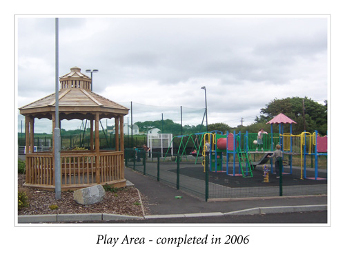 Dolmen Playground receives funding boost