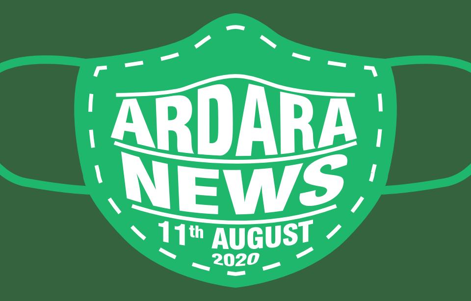 Ardara News 11th August 2020