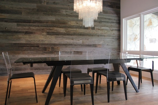 Protecting And Maintaining Reclaimed Barn Wood