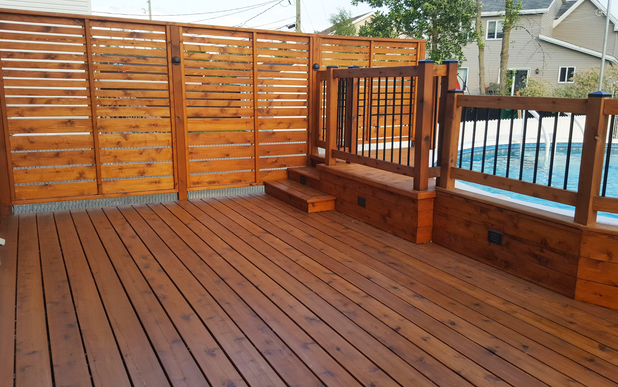 Terrasse Red Cedar Pareo Exterior Finishing Oil