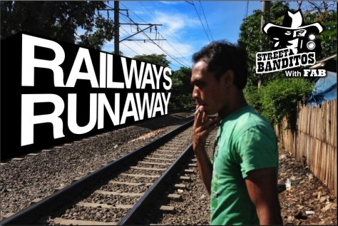 Street Banditos Project : Railways Runaway (http://streetbanditos.com/)