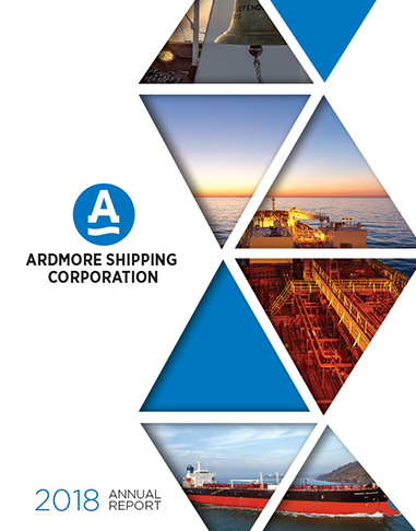 Ardmore Shipping Corporation InvestorRoom - Annual Reports
