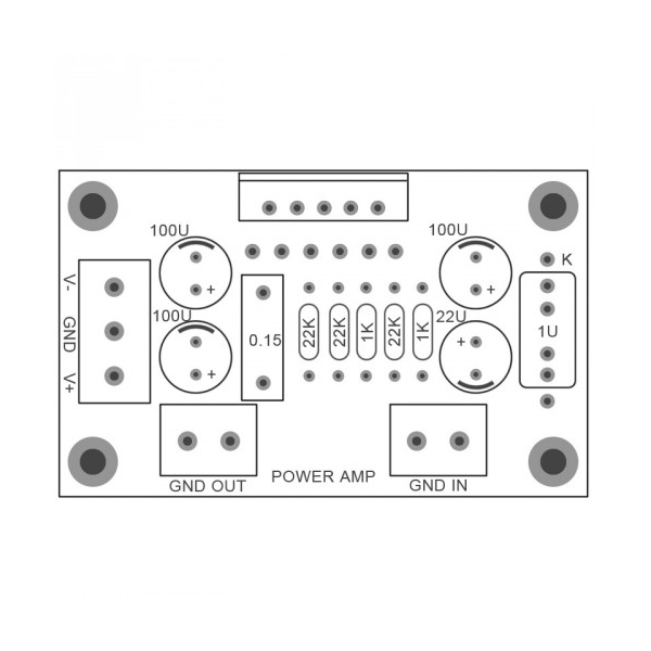 lm3886 high performance audio power amplifier