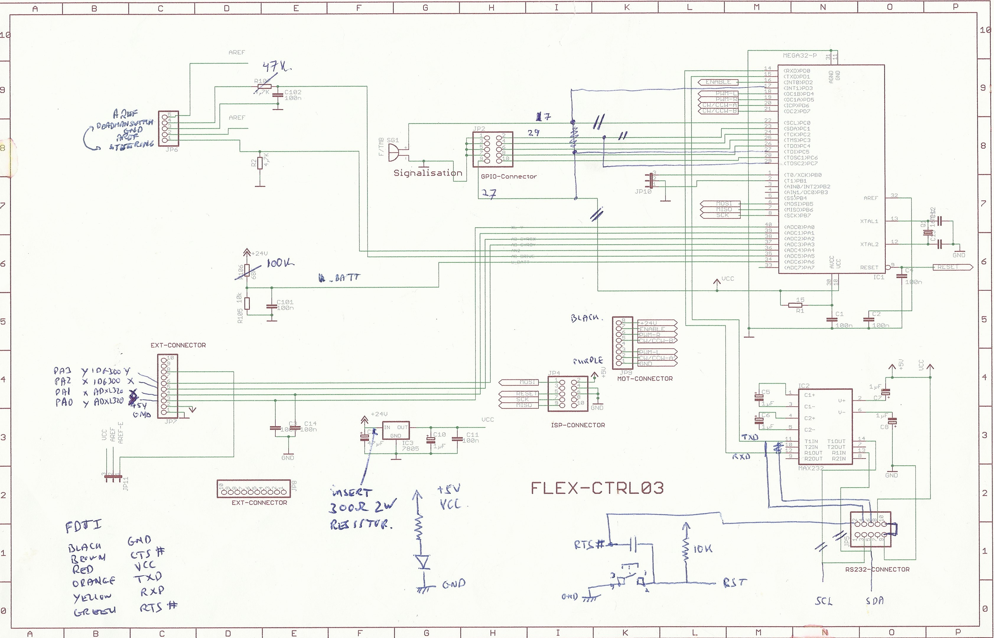 mpu6050 wiring diagram