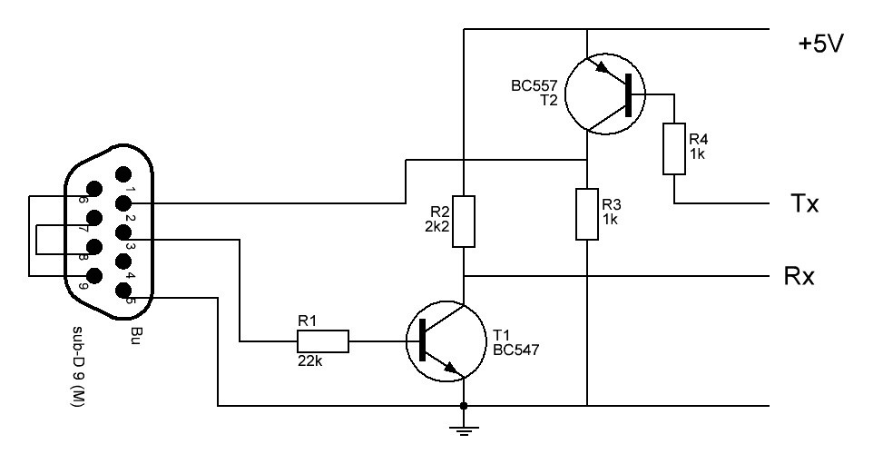 usb to serial ttl converter using ft232bm