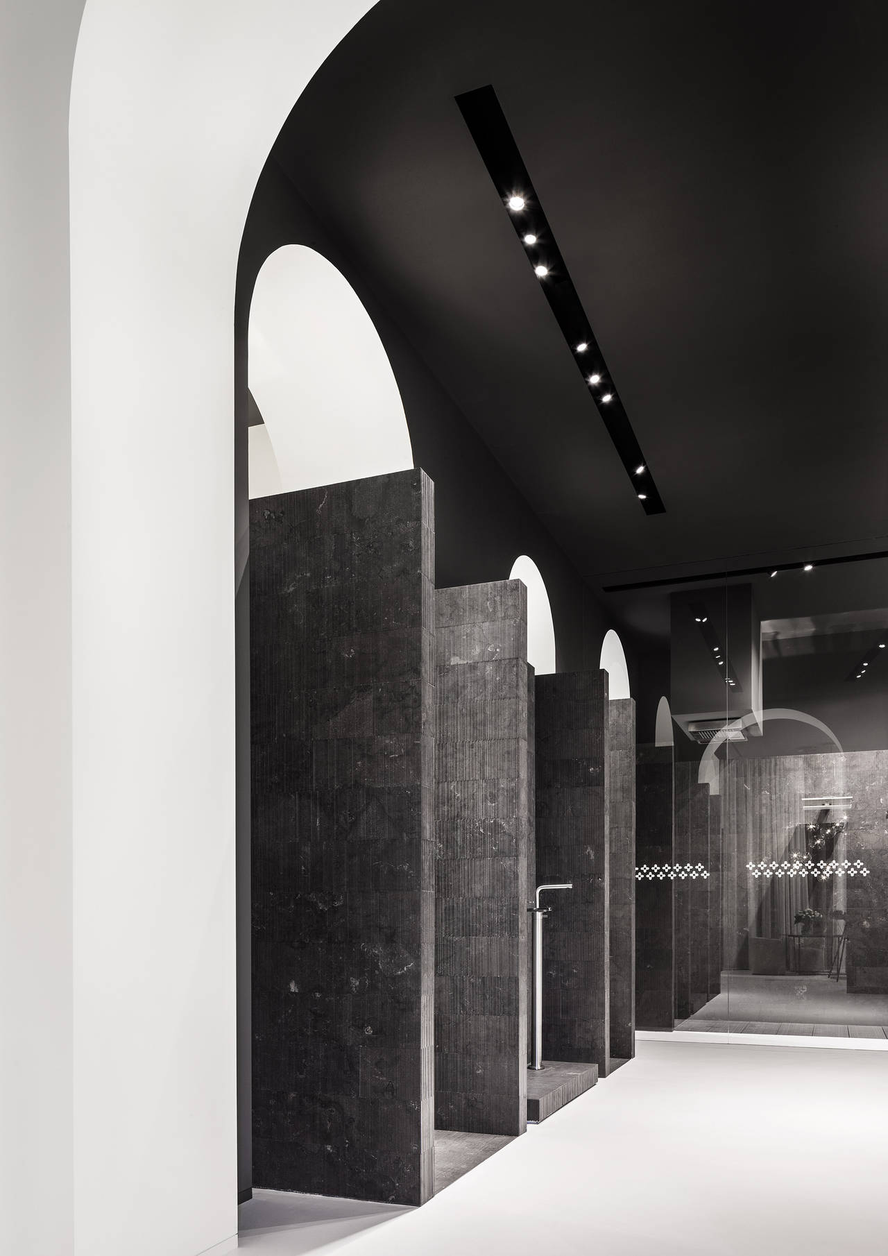 Fantini Bagno Showroom Fantini By Studio Lissoni Associati Milano Area