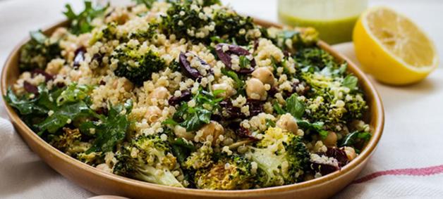 Quinoa Chickpea Saladheader