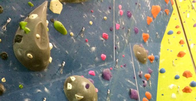 Climbing-header