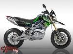 Kawasaki KLX Supermoto