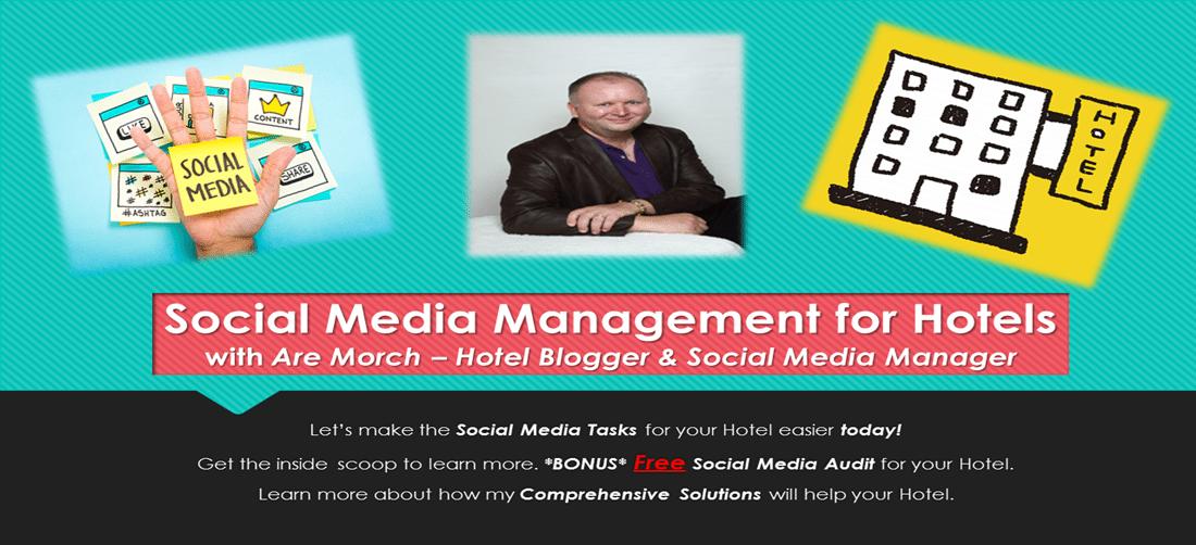 Social Media Management for Hotels