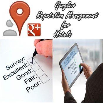 Google+ Reputation Management for Hotels