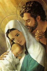 Jesús María y José
