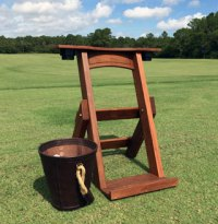Golf Bag Stands - Arete Industries