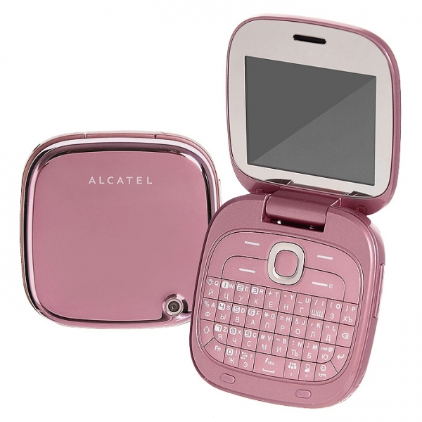 Moviles Sony Libres Alcatel-one-touch-810d-rosa