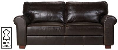 Sofas At Argos Buy Heart Of House Salisbury 3 Seater Leather Sofa