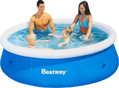 Wärmepumpe Quick Up Pool Buy Bestway Quick Up Octagonal Family Pool - 8ft - Blue At
