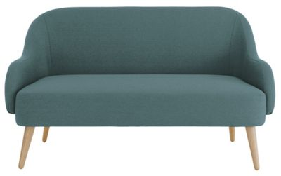 Habitat Sofa Showroom Buy Habitat Momo 2 Seater Fabric Tub Sofa - Teal At Argos