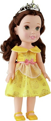 Buy Disney Princess Toddler Belle Doll At Argoscouk