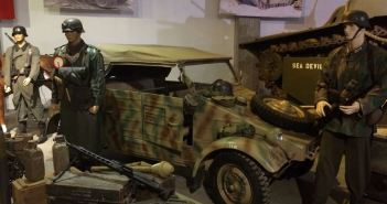 The Kübelwagen which is for sale