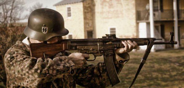 WATCH: The Sturmgewehr MP-44