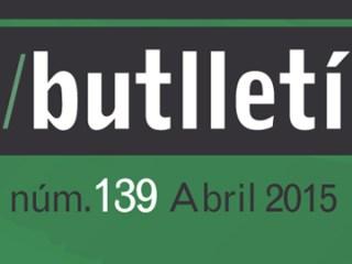 Butlletí CRAJ abril 2015