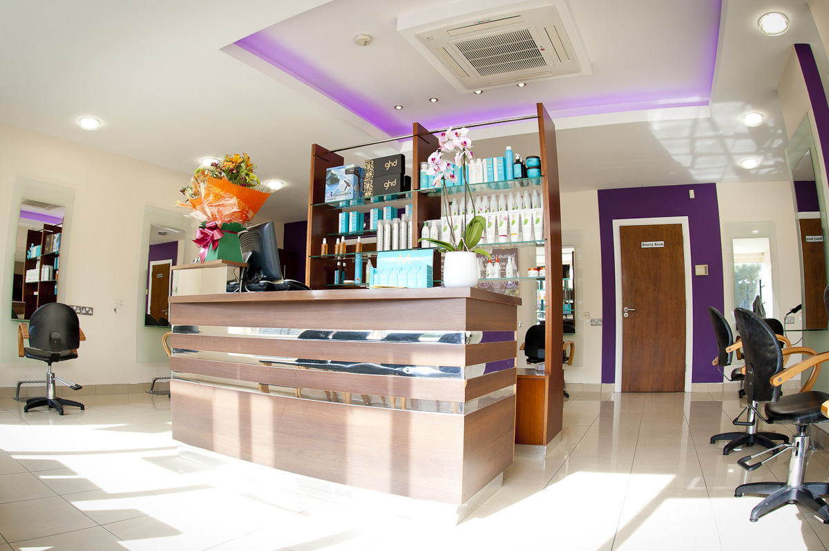 Beauty Hair Salon Argus Merchant Services