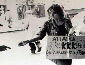 Феминизм в кураторстве: Люси Липпард