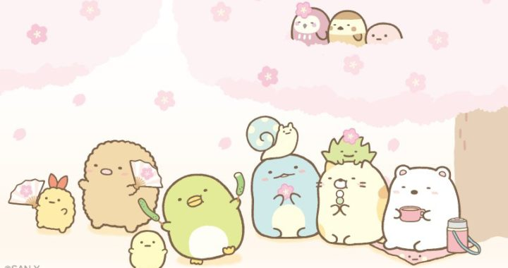 Bb 8 Cute Wallpaper 角落生物角色介紹 逸之日語教室