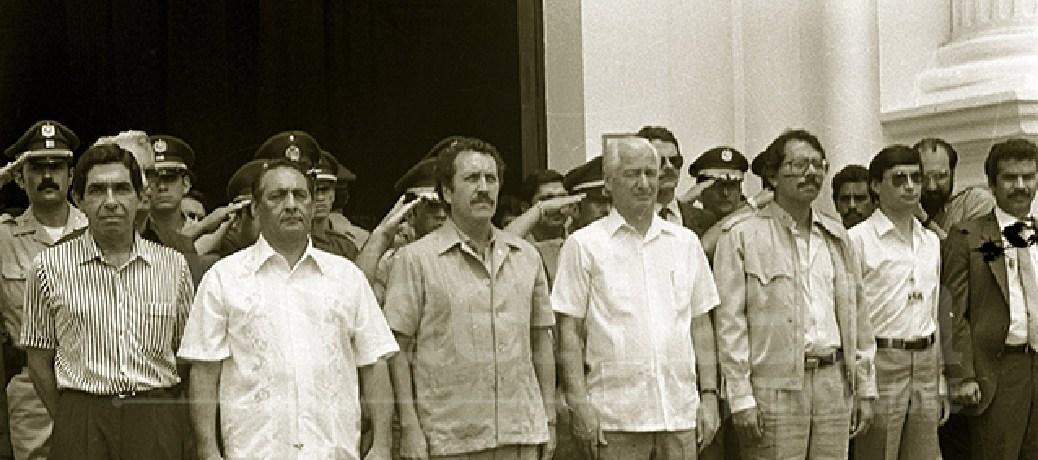 El vigésimo noveno aniversario de la firma del Tratado de Paz