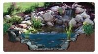 backyard koi pond kits  Design and Ideas