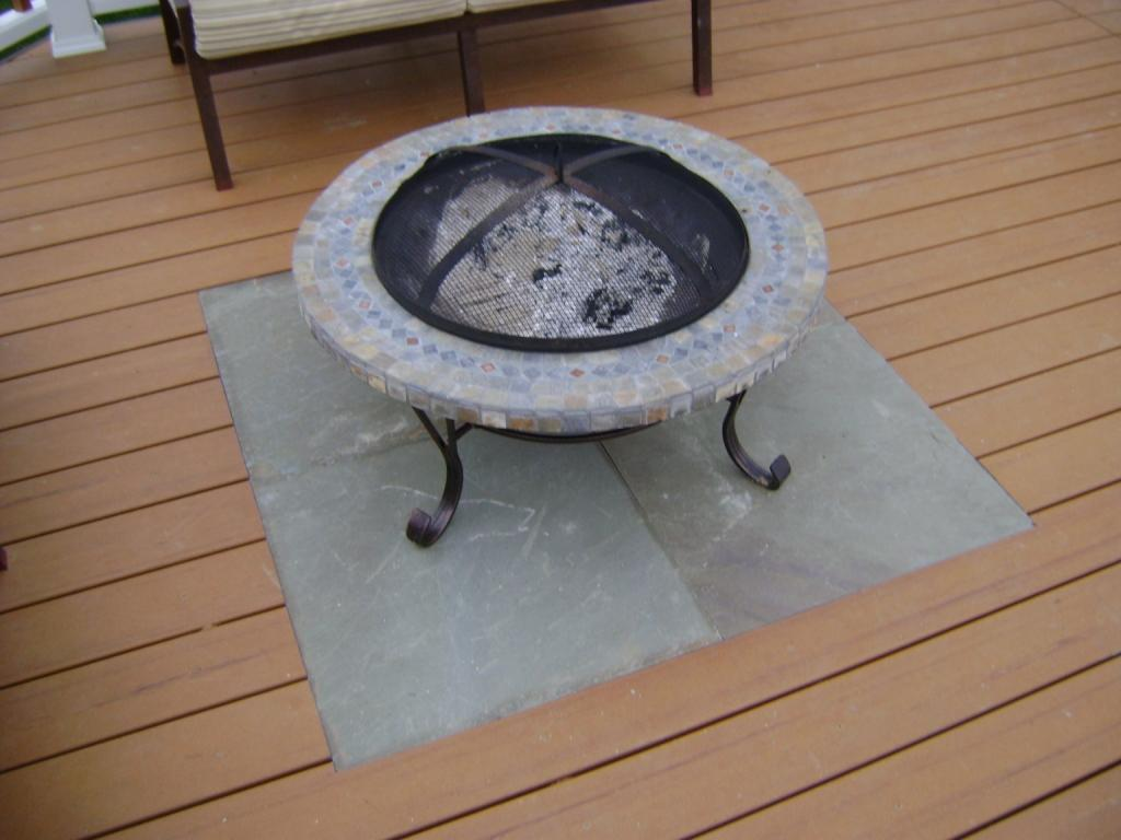 Bunnings Eco Deck Clay Fire Pit Chiminea Design And Ideas