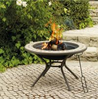 clay fire pits b and q  Design and Ideas