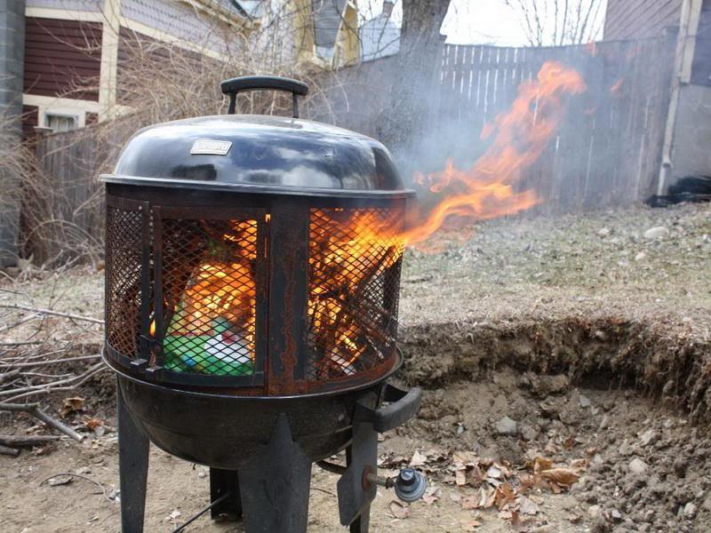 Coleman Fire Pit Parts Design And Ideas