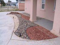 desert rock landscaping ideas  Design and Ideas
