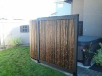 decorative patio privacy screens  Design and Ideas