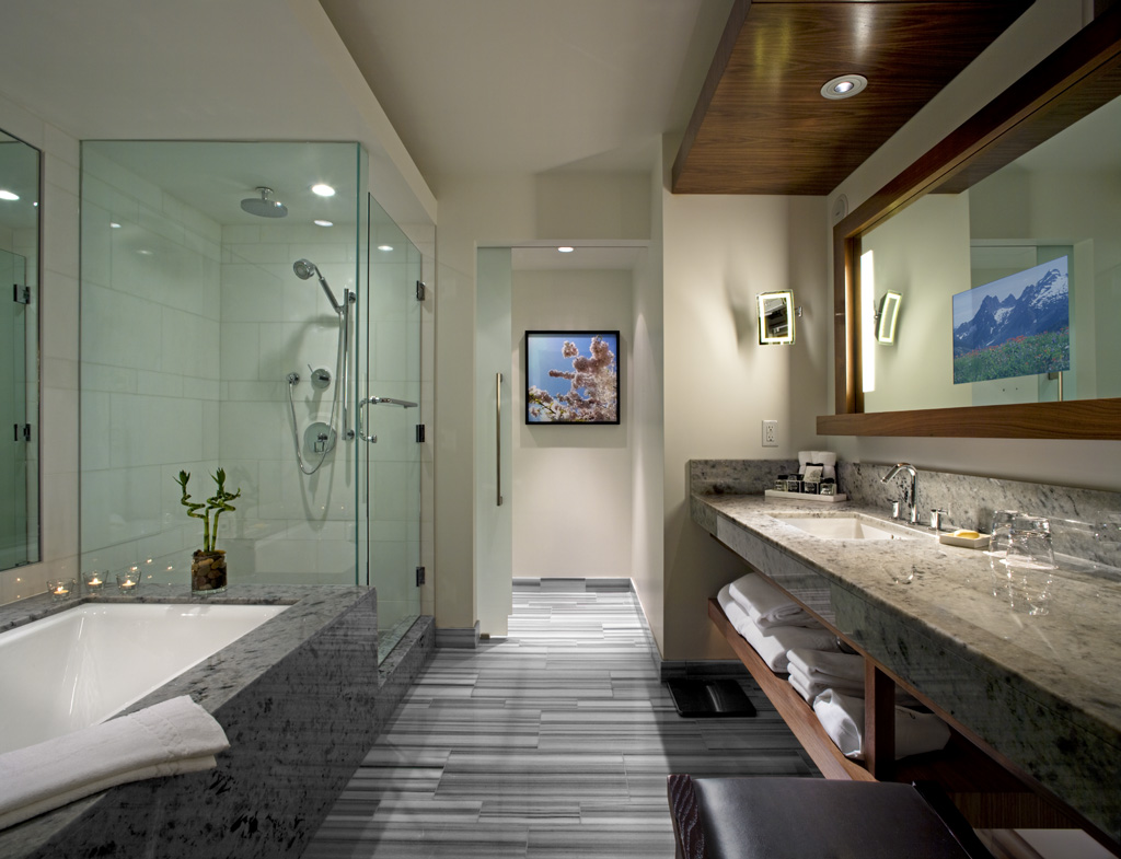 Spa Bathroom Design Contemporary Bathroom Design And Ideas