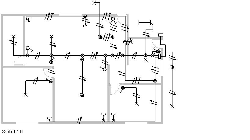 contoh wiring diagram instalasi listrik