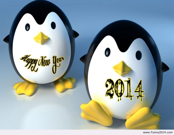 Le meilleur de tous les mondes possibles. 1024 x 800.Funny Happy New Year Cartoons