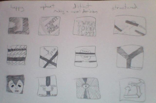 Sketching - Twenty-One Pilots