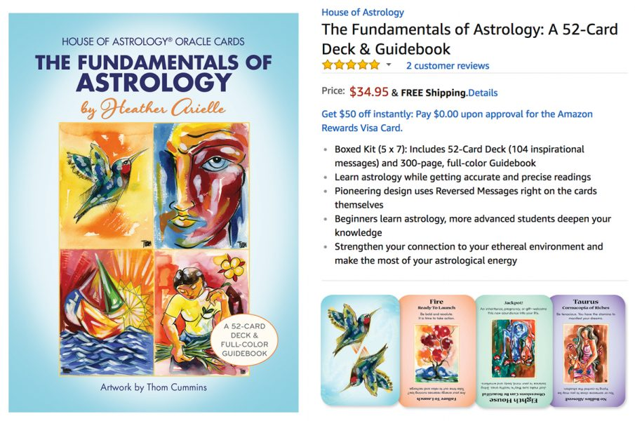 Arielle\u0027s Astrology Heather Arielle How astrology can improve