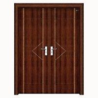 Aries Mia Modern Interior double Door in a Wenge (Semi ...
